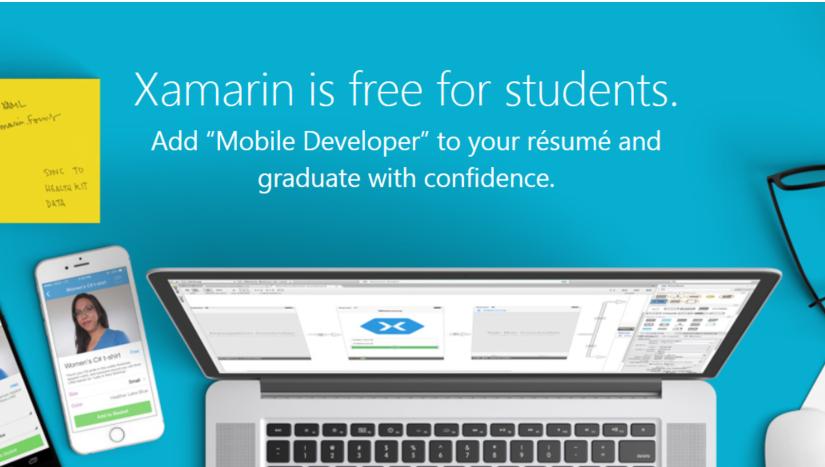 Xamarin Students Offer